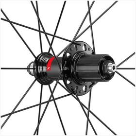 "Fulcrum Racing 6 Wheelset Road 28"" HG 8-11-speed Clincher black/white"